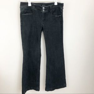 White House Black Market Noir Jeans. A,8/14